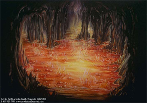 Fires of hell bible study